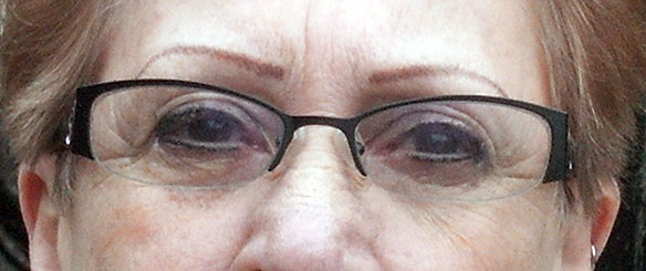 Permanent Brows and Eyeliner