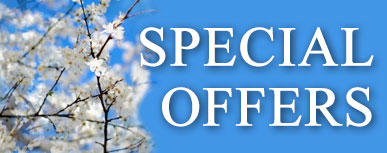 Special Offers March
