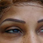 Permanent eyebrows power brows - Gloria Brennan
