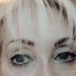 Permanent eyebrows Microblading - Gloria Brennan
