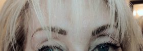 Permanent eyebrows Microblading - Gloria Brennan