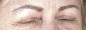 organically natural permanent eyebrows